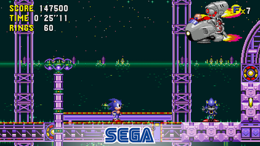 Sonic CD Classic 1.0.2 cheathackgameplayapk modresources generator 3