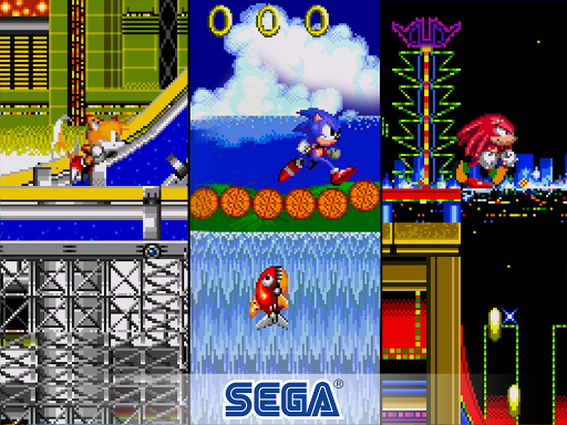 Sonic The Hedgehog 2 Classic 1.1.0 cheathackgameplayapk modresources generator 4