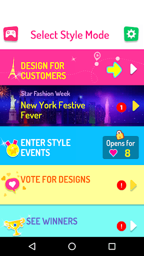 Star Fashion Designer cheathackgameplayapk modresources generator 1