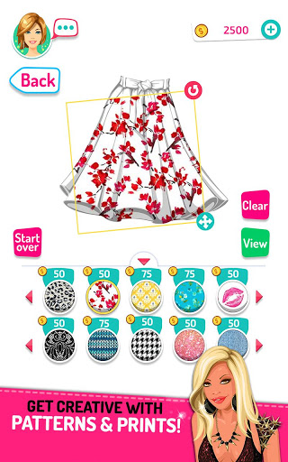Star Fashion Designer cheathackgameplayapk modresources generator 5