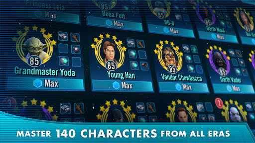 Star Wars Galaxy of Heroes cheathackgameplayapk modresources generator 1