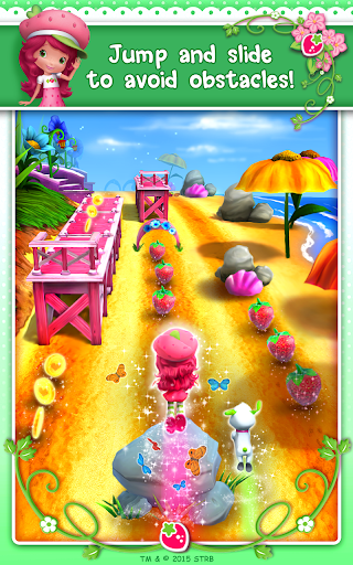 Strawberry Shortcake BerryRush cheathackgameplayapk modresources generator 2