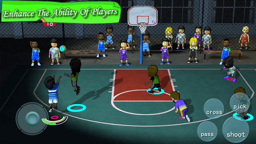 Street Basketball Association cheathackgameplayapk modresources generator 4