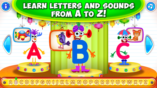 Super ABC Learning games for kids Preschool apps 1.1.4.11 cheathackgameplayapk modresources generator 2