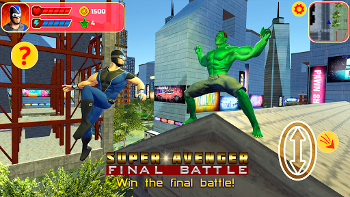 Super Avenger Final Battle cheathackgameplayapk modresources generator 2