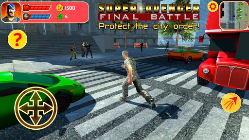 Super Avenger Final Battle cheathackgameplayapk modresources generator 4
