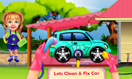 Sweet Baby Girl Cleaning Games House Cleanup 2018 1.0.0 cheathackgameplayapk modresources generator 4