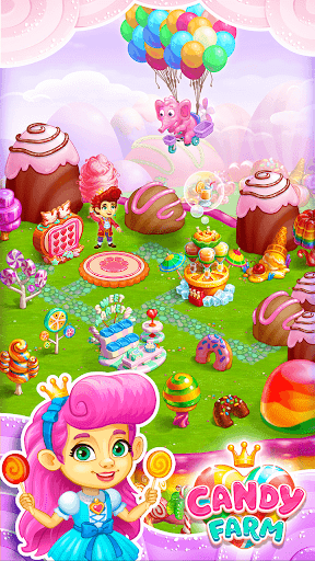 Sweet Candy Farm with magic Bubbles and Puzzles 1.18 cheathackgameplayapk modresources generator 1