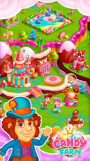 Sweet Candy Farm with magic Bubbles and Puzzles 1.18 cheathackgameplayapk modresources generator 3
