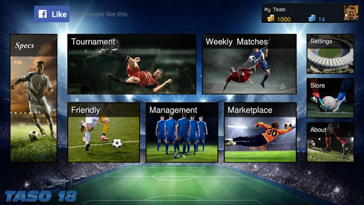 TASO 18 Football cheathackgameplayapk modresources generator 3