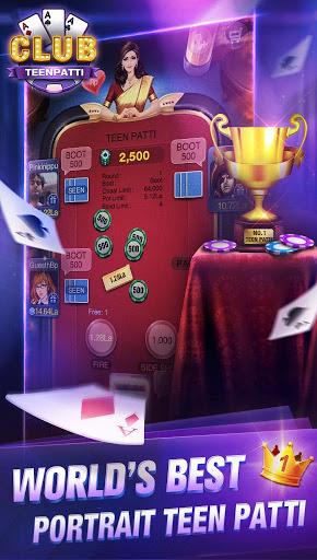 Teen Patti CLUB 3 Patti CLUB 1.4.1.15 cheathackgameplayapk modresources generator 1