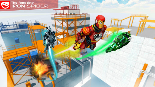 The Amazing Iron Spider cheathackgameplayapk modresources generator 2