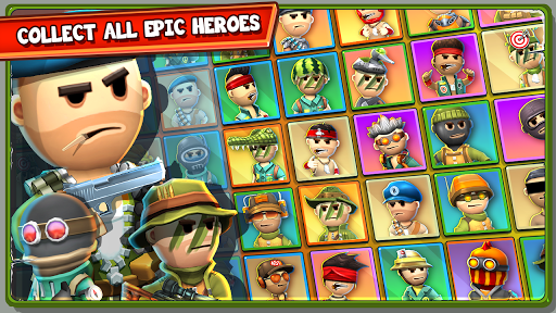 The Troopers Special Forces cheathackgameplayapk modresources generator 4