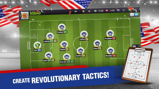 top eleven football manager apk download