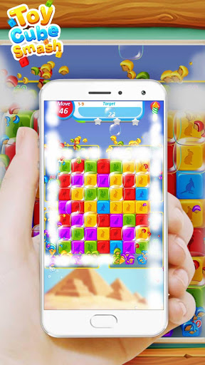 Toy Cube Smash Attractive Cube Crush Puzzle Game 1.0.1 cheathackgameplayapk modresources generator 5