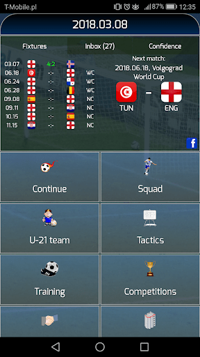 True Football National Manager cheathackgameplayapk modresources generator 4