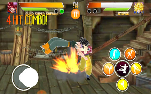 Ultimate Hero Battle Tournament Fight Street 1.4 cheathackgameplayapk modresources generator 4