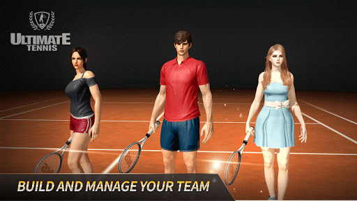 Ultimate Tennis cheathackgameplayapk modresources generator 2