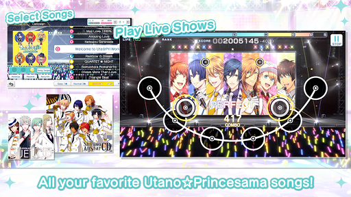 UtanoPrincesama Shining Live 1.15.0 cheathackgameplayapk modresources generator 1