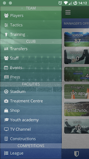 Virtuafoot Football Manager cheathackgameplayapk modresources generator 4