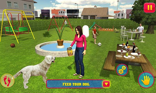 Download Virtual Mom : Happy Family 3D 1 6 APK, APK MOD