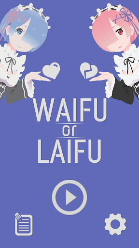 Waifu or Laifu cheathackgameplayapk modresources generator 1