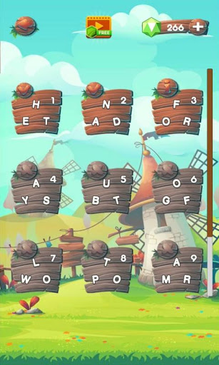 Word Game – Forest Link Connect Puzzle 1.4 cheathackgameplayapk modresources generator 4