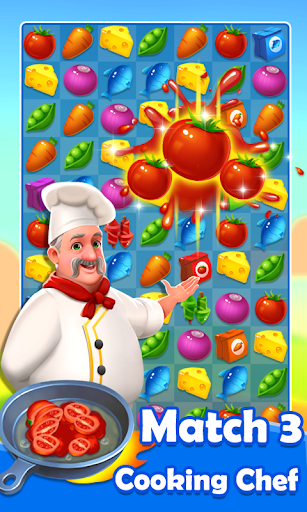 Yummy Swap – Chef Cooking amp Match 3 Puzzle Game 1.0.6 cheathackgameplayapk modresources generator 4