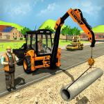 Download City Road Builder Construction Excavator Simulator APK, APK MOD, Cheat