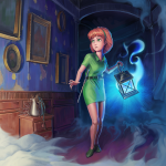 Free Download Ghost Town: Mystery Match Game APK, APK MOD, Cheat