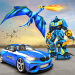 Free Download US Police Transform Robot Car Fire Dragon Fight 1.7 APK, APK MOD, US Police Transform Robot Car Fire Dragon Fight Cheat