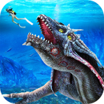 Download Angry Sea Dragon Attack Sim APK, APK MOD, Cheat