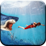 Free Download Underwater Scuba Diver Survival: Shark Hunger 2018 APK, APK MOD, Cheat
