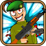 Free Download Bald Commando Education And Learning Win Battle APK, APK MOD, Cheat