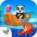 Free Download Happy Fisher Panda: Ultimate Fishing Mania Games APK, APK MOD, Cheat