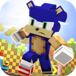 Free Download Map Sonic Life for MCPE APK, APK MOD, Cheat