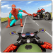 Free Download Spider Hero Rider – Racers Of Highway APK, APK MOD, Cheat