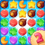 Download Cookie Crush 2 – Match Adventure 1.4.2 APK, APK MOD, Cookie Crush 2 – Match Adventure Cheat