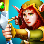 Download Defender Heroes: Castle Defense – Epic TD Game 3.9 MOD APK, Defender Heroes: Castle Defense – Epic TD Game Cheat