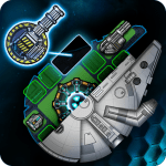 Download Space Arena: Build & Fight MOD APK Cheat