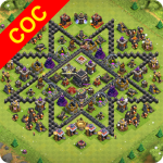 Free Download Maps of Clash Of Clans APK MOD Cheat