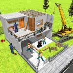 Download Modern Home Design & House Construction Games 3D 1.0.2 APK MOD, Modern Home Design & House Construction Games 3D Cheat