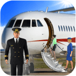 Free Download Airplane Real Flight Simulator 2019: Pro Pilot 3D APK MOD Cheat