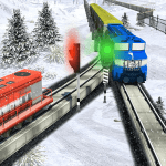 Free Download Real Train Games Driving Games MOD APK Cheat