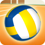 Free Download Spike Masters Volleyball 5.1.4 APK MOD, Spike Masters Volleyball Cheat