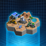 Download Galactic Colonies 1.23 MOD APK, Galactic Colonies Cheat