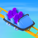 Download Idle Roller Coaster MOD APK Cheat