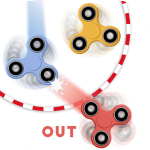 Free Download Hand Spinner : 4 players game 10 APK MOD, Hand Spinner : 4 players game Cheat