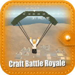 Download Craft Battle Royale FPS Free shooting games APK MOD Cheat
