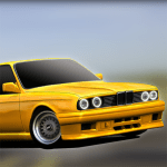 Download E30 Old Car Driving Simulation – Multiplayer APK MOD Cheat